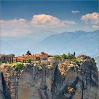 Греция,материковая часть,Метеоры. :: Сергей Величко