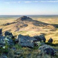 Солнечные горы, зовут... :: Андрей Хлопонин