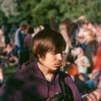 Hippie Day 2019 in Moscow. Street Portrait №9 :: Andrew Barkhatov