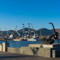 Морской порт :: Grey Bishop