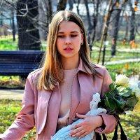 Юности счастливая пора. :: Татьяна Помогалова