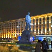 Маяковка (Триумфальная площадь) :: Татьяна Лютаева