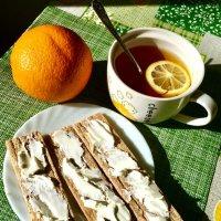 Антивирусный завтрак) :: Татьяна