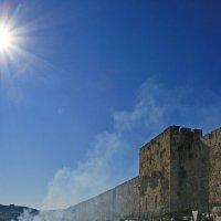 У стен Старого Города. Иерусалим. :: Зуев Геннадий