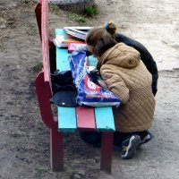Школьные подруги :: Татьяна Смоляниченко
