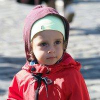 маленькая принцесса взрослый взгляд :: Олег Лукьянов