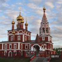 Богоявленский кафедральный собор в Кургане :: Татьяна Тюменка