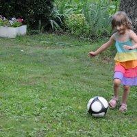 Футбол - девичья игра :: Борис