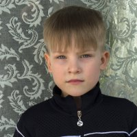Внук  Саша :: Валентин Семчишин