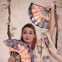 Фото в кимоно :: Наталья Преснякова