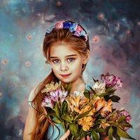 Настроение Весна :: Ирина Антонова