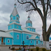 Храм Покрова Пресвятой Богородицы :: Светлана З