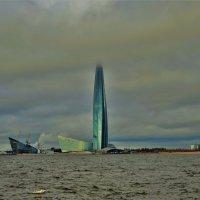Пронзивший небо или новые реалии... :: Sergey Gordoff