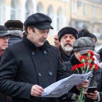 2020-01-29 у памятника А.П.Чехову, Таганрог. :: Андрей Lyz