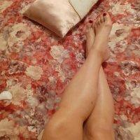 Структура ног любимой :: Борис