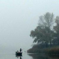 В тумане :: Антуан Мирошниченко