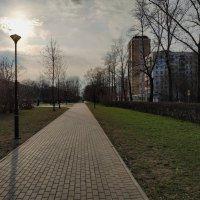Москва короновирусная :: Андрей Лукьянов