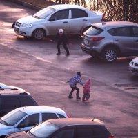 На прогулке. :: Ильсияр Шакирова