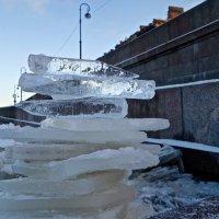 Невские льды :: Елена