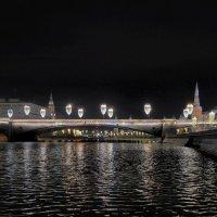 Раннее утро Москвы :: Евгений Седов