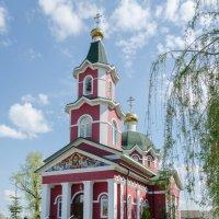 Церковь Димитрия Солунского :: -somov -