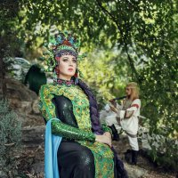 Хозяйка Медной горы :: Olga Volkova