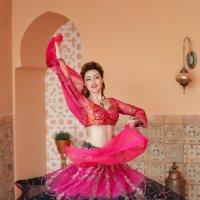 Индийская красавица :: Ирина Кулага