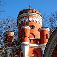 Петровский путевой дворец. Башня. :: Татьяна Беляева