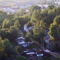 Свет старого города :: Татьяна Копосова