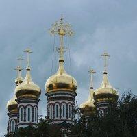 Золотые купола России :: Александр Качалин
