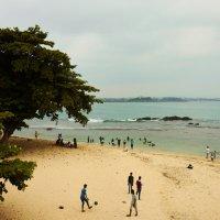 Galle beach :: Sasha K
