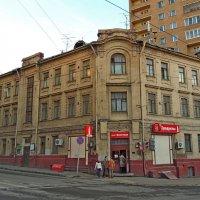 Москва.  Воронцово Поле улица, дом 2 :: Александр Качалин