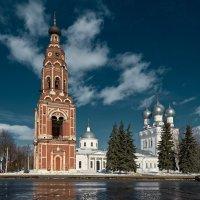 Архангельский собор, Иерусалимская церковь, Бронницы :: Aleks
