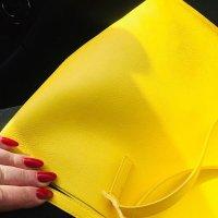 Желтая сумочка  тетушки Риты :: Борис