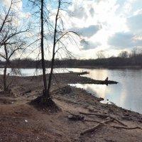 прогуливаясь по берегу реки,зашли  за плотину.... :: Галина R...
