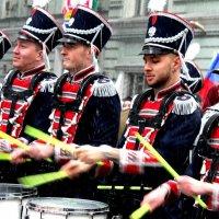 Группа барабанщиков :: Валерий