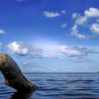 у озера Онега :: Георгий А