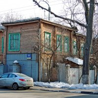 ул. Нижние Поля, 19 строение 1 (Москва) :: Александр Качалин