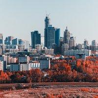 Любви нет к зелёному цвету, Астана, Казахстан :: Александр (sanchosss) Филипенко