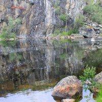 Тихая заводь на реке Ура :: Ольга Засухина