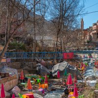 Кафешки на дне реки :: Дмитрий Сорокин