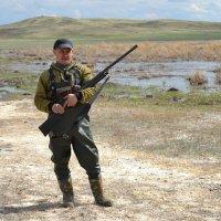 На весенней охоте. :: Андрей Хлопонин