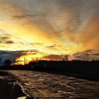 Эх дороги, Российские дороги .... :: Сергей Розанов