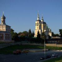Серпухов. Вид на храмовый комплекс. :: Марина Кушнарева