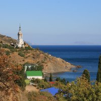 Крым,Малореченское :: Ninell Nikitina
