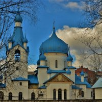 Светлому Храму-Светлый День... :: Sergey Gordoff