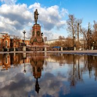 Город на Ангаре! :: Алексей Белик