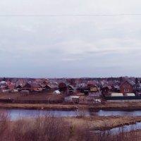 Из окна электрички :: Игорь Ушаков