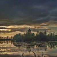 Введенская Островная Пустырь, Покров :: marmorozov Морозова
