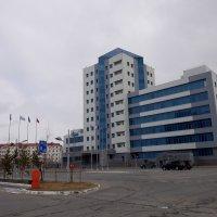Новый офис Газпрома в Надыме :: Русские фото, изображения и картинки Газпром стиль